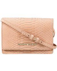 Emporio Armani - Y3b086 Yh26a 80086 Nude Clutch Handbag - Lyst