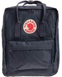 Fjällräven Kånken - Men's Blue Polyamide Backpack - Lyst