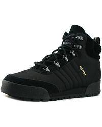 Lyst adidas jake boot uomini noi 9 nero stivale in nero per gli uomini.
