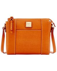 Dooney & Bourke - Saffiano Lexington Crossbody - Lyst