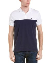 Ben Sherman - Union Jack Colorblocked Polo - Lyst