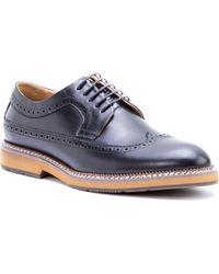 Zanzara - Kooning Leather Oxford Shoe - Lyst