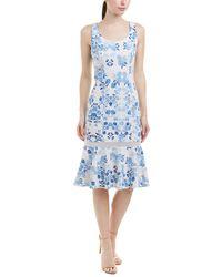 Donna Morgan - Sheath Dress - Lyst