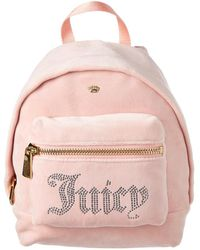 Juicy Couture - New Mini Backpack, Pink - Lyst