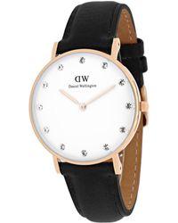 Daniel Wellington - Women's Classy Sheffield (dw00100076) Watch - Lyst