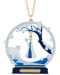 Les Nereides - Snow Kingdom The Snow Queen In Her Kingdom Long Necklace - Lyst