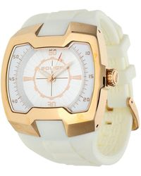 Police - Watch Endeavour White P13452jsr-04 - Lyst