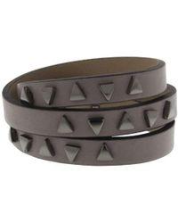 Nada Sawaya - Wrap Me - 3 Rows Leather Wrap Bracelet - Lyst