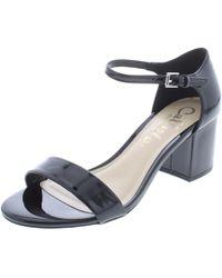 Callisto - Womens Palmer Patent Pumps Dress Sandals - Lyst