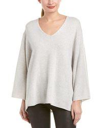 BCBGMAXAZRIA - Masha Wool-blend Sweater - Lyst
