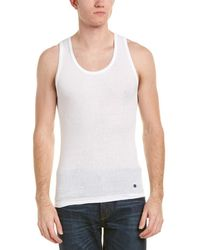 Lucky Brand - Pack Of 3 Ribbed Tank Tops - Lyst