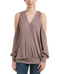 Young Fabulous & Broke - Date Night Top - Lyst