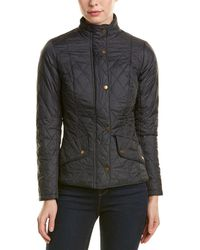 Barbour - Flyweight Cavalry Quilted Jacket - Lyst