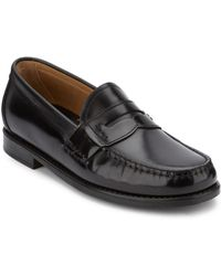 G.H. Bass & Co. - . Mens Wagner Dress Penny Loafer Shoe - Lyst