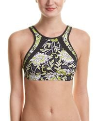Jets by Jessika Allen - Engage High-neck Top - Lyst