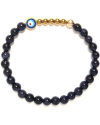 April Soderstrom Jewelry - Arm Party - Evil Eye Bracelet - Lyst