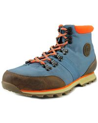 Helly Hansen - Skage Sport Men Round Toe Leather Blue Winter Boot - Lyst