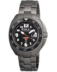 Bull Titanium - Matador Swiss Bracelet Watch - Lyst