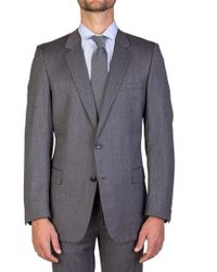 Dior - Homme Men's Wool Two-button Suit Grey - Lyst