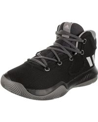 62739222a6744 Lyst - Adidas Explosive Flash Basketball Shoes in Black for Men