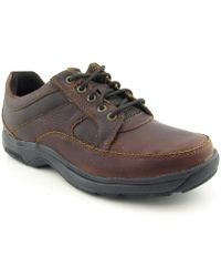 Dunham - Midland 8500 Men 2e Round Toe Leather Brown Oxford - Lyst