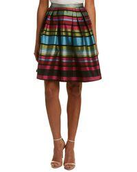 Eva Franco - Striped Skirt - Lyst