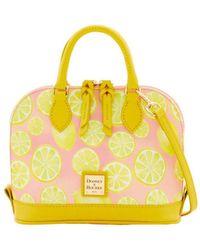 Dooney & Bourke - Limone Bitsy Bag - Lyst