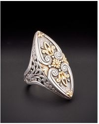 Konstantino - Eros 18k & Silver Ring - Lyst