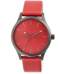Simplify - The 2400 Leather-band Watch - Lyst