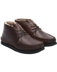 Frye - Men's Porter Leather Chukka Boot - Lyst