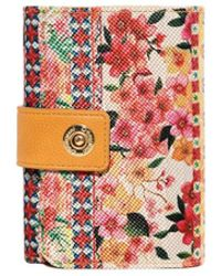 Desigual - Women's 18sayp41multi Multicolour Polyester Wallet - Lyst