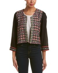 Raga - Embroidered Jacket - Lyst