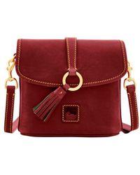 Dooney & Bourke - Florentine Dottie Crossbody Shoulder Bag - Lyst