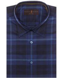 Robert Talbott - Anderson Ii-classic Fit Woven Shirt - Lyst