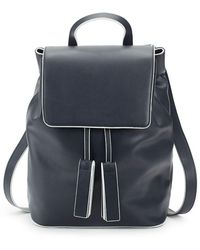 French Connection - Vale Drawstring Backpack - Lyst