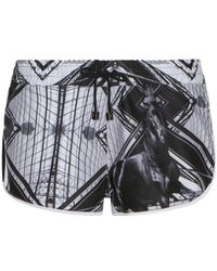 We Are Handsome | Heat 5 Siege Active Multicolour Running Shorts | Lyst