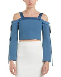 C/meo Collective - Collective Outgrown Top - Lyst