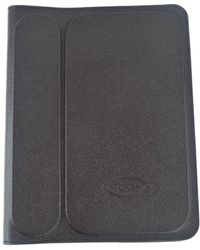 Tod's - Tods Mens Dark Brown Grained Stamped Leather Ipad 2 Case - Lyst