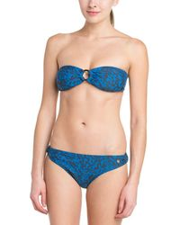 French Connection - Animal Magic French Grey & Blue Ring Brief - Lyst