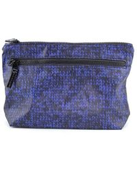 Shiraleah - Colorado Women Nylon Cosmetic Bag Nwt - Lyst