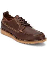 Lucky Brand - Mens Stocker Rugged Oxford Shoe - Lyst
