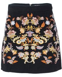 Desigual - Mini Skirt - Lyst