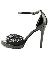 Caparros - Womens Shiney Open Toe Special Occasion - Lyst