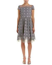 Kay Unger - A-line Dress - Lyst