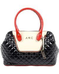 Andrew Charles by Andy Hilfiger - Andrew Charles Womens Handbag Black Dalya - Lyst