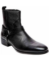 Steve Madden - Men's Palazo Harness Boot - Lyst