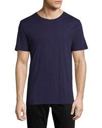 Slate & Stone - Crewneck T-shirt - Lyst