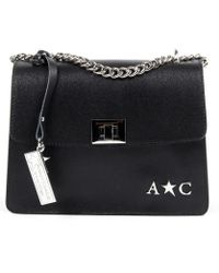 Andrew Charles by Andy Hilfiger - Andrew Charles Womens Handbag Black Melody - Lyst