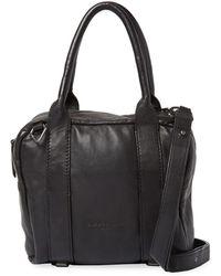 Liebeskind - Lambskin Top Handle Bag - Lyst