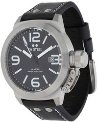 TW Steel - Watch Canteen Black Cs2 - Lyst